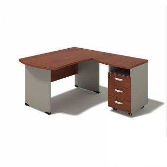 Kancelářské stoly - Kancelářský stůl rohový