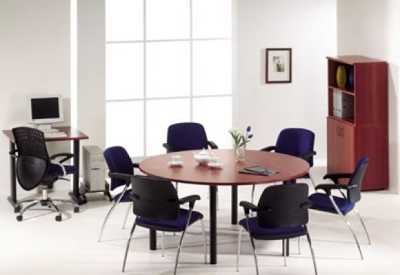 Klasický kancelářský nábytek - Kancelářská sestava CENTO