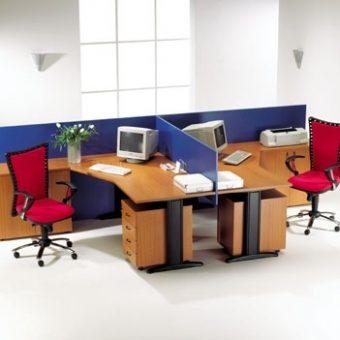 Standardní kancelářský nábytek - CENTO