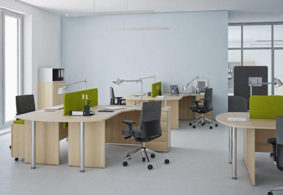 Klasický kancelářský nábytek - STRONG