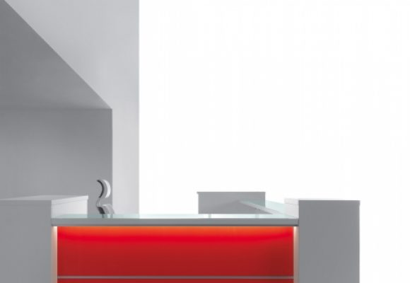 Recepční a prodejní pulty - Recepční pulty VALDE