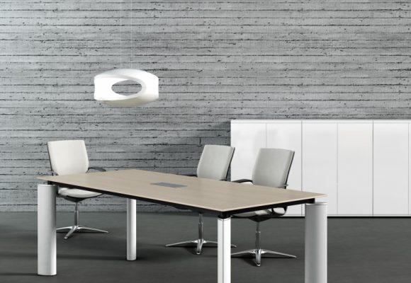 Designový kancelářský nábytek - Moderní kancelářský nábytek CRYSTAL