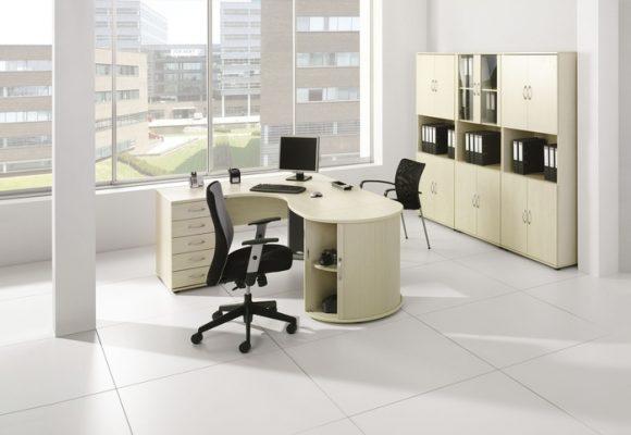 Klasický kancelářský nábytek - Kancelářský nábytek HOBIS