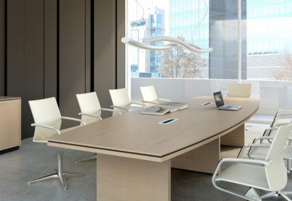 Designový kancelářský nábytek - Manažerský nábytek STATUS