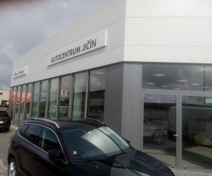 Reference - Autocentrum Jičín