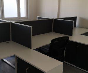Paravany a dělící příčky do kanceláře - Paravany do kanceláře OFFICE