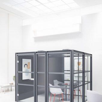 Akustika - Meetingové prostory Hako